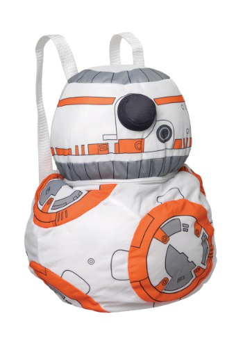 Star Wars Episode 7 BB8 Back Buddy