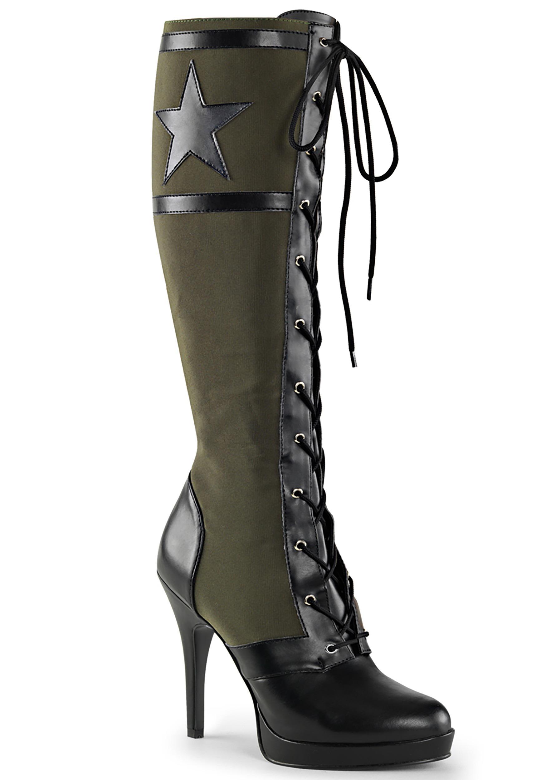 Women\u0027s Militia Boots