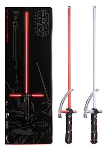 Star Wars: Ep. 7 Kylo Ren Force FX Deluxe Lightsaber 1