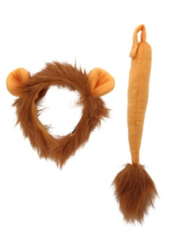 Lion Ears and Tail