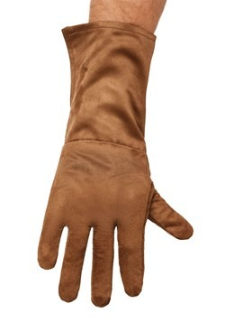 Adult Brown Pirate Gloves