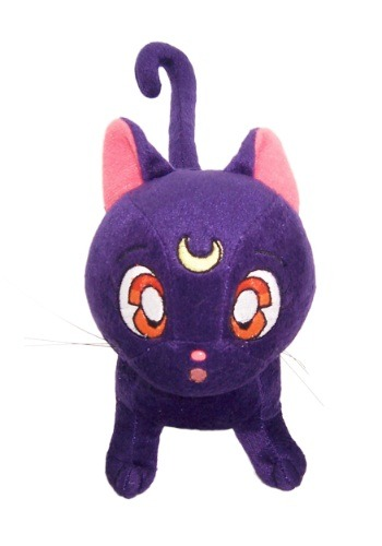 Luna Sailor Moon Stuffed Figure
