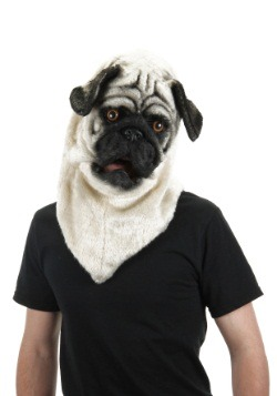 Mouth Mover Pug Mask