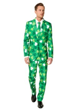 Suitmeister St. Patrick's Day Clovers Suit
