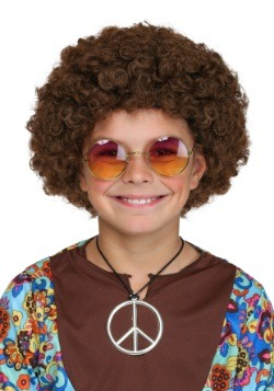 Child Afro Wig
