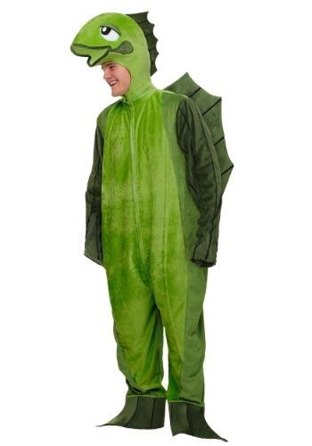 Plus Size Fish Costume