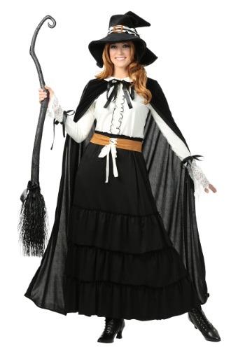 Women's Salem Witch Costume