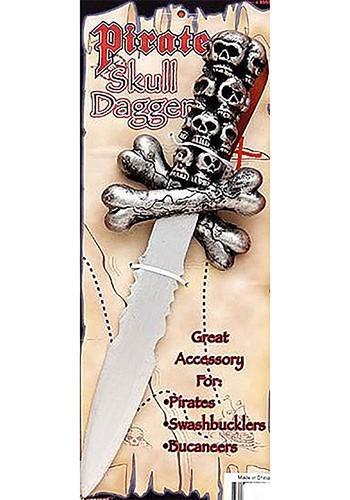 Skull Pirate Dagger
