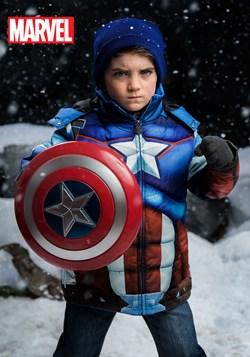 KidsCaptain America PufferJacket
