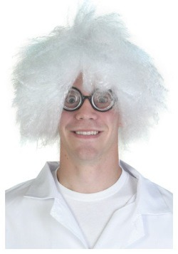 Mad Scientist Wig