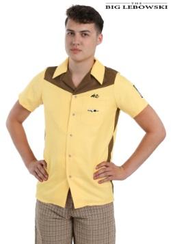 The Big Lebowski Medina Sod Bowling Shirt