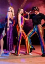 Womens 70's Disco Jumpsuit