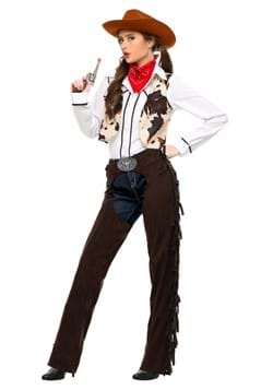 Cowgirl Chaps Adult Costume