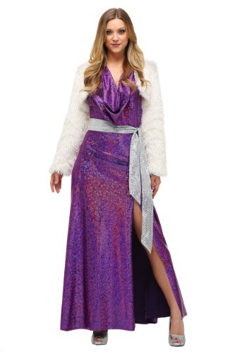 Women's Disco Ball Diva Costume