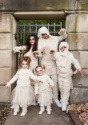 Women's Plus Size Full Length Mummy Costume