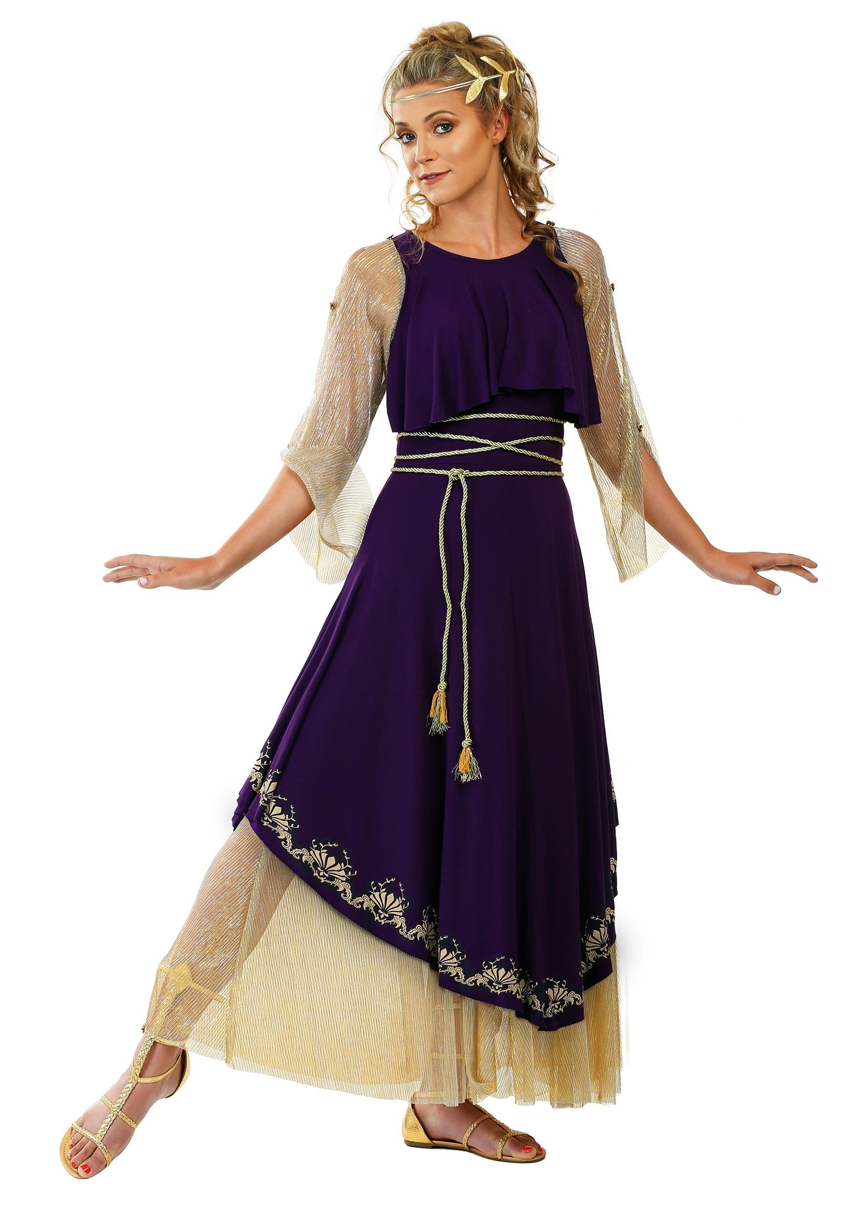 Women S Aphrodite Goddess Costume