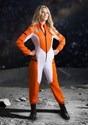 Women's Astronaut Jumpsuit Costume