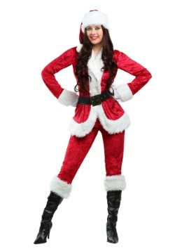 Adult Sweet Santa Costume