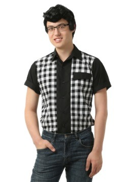 Men's 50's Bowler Shirt