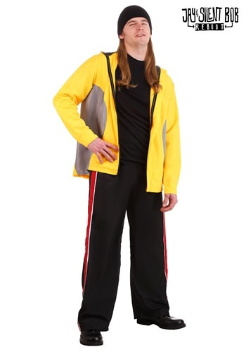 Jay and Silent Bob Adult Jay Costume