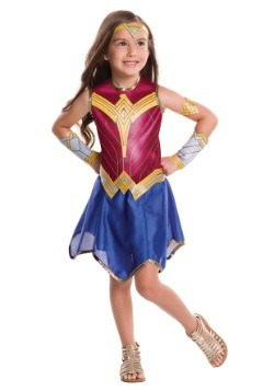 Child Dawn of Justice Wonder Woman Costume