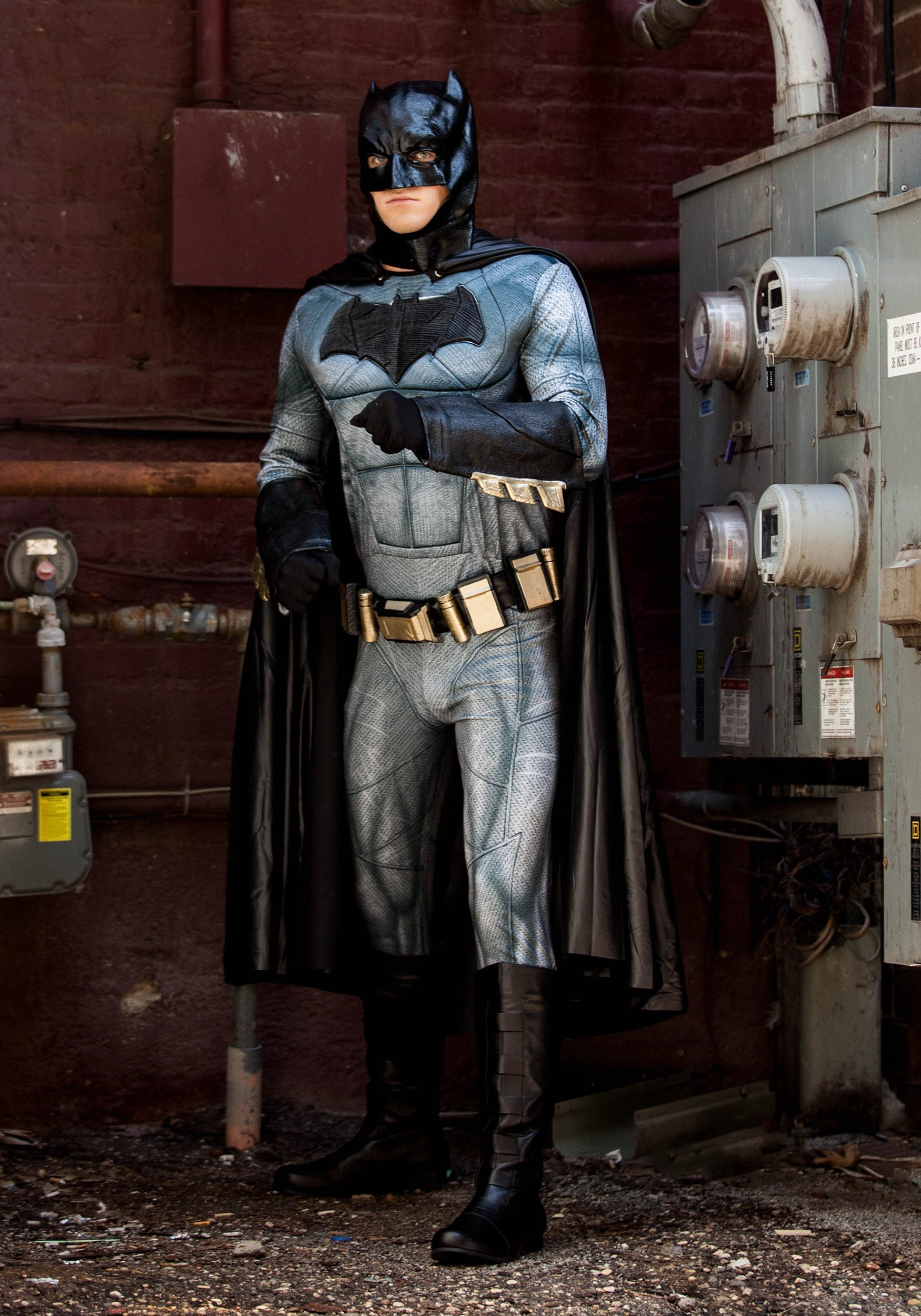 5a96c54f83113 Men s Grand Heritage Dawn of Justice Batman Costume