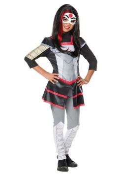 DC Superhero Girls Katana Deluxe Costume