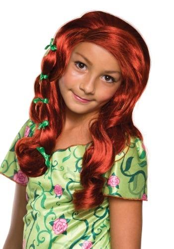 DC Superhero Girls Poison Ivy Wig