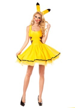 Womens Catch Me Honey Costume