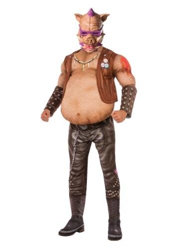 TMNT 2 Adult Deluxe Bebop Costume