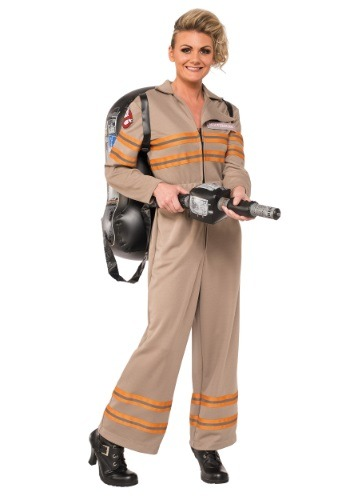 Women's Deluxe Ghostbusters Movie Costume
