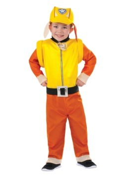 Paw Patrol Rubble Costume