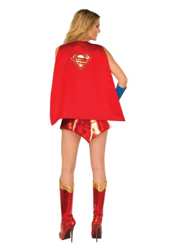 Deluxe Supergirl Cape