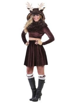 Women's Moose Costume