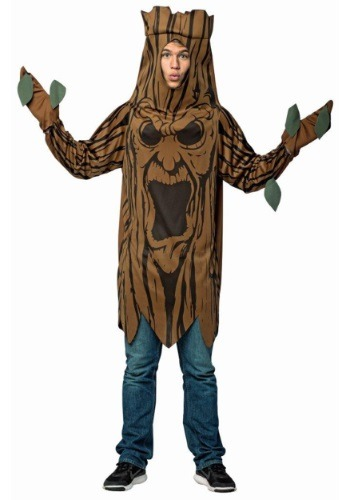 Scary Tree Adult Costume