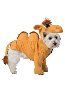 Camel Dog Costume