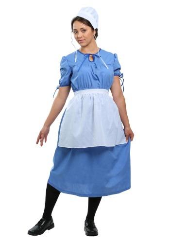 Amish Prairie Woman Costume