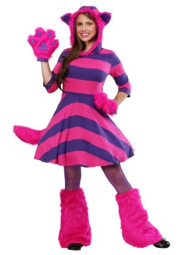 Cheshire Cat Plus Size Womens Costume