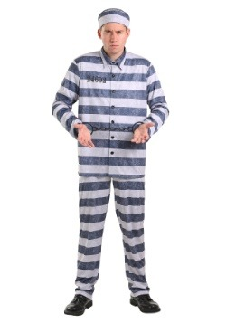 Vintage Prisoner Men's Costume