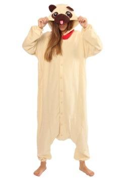 Adult Pug Kigurumi Costume