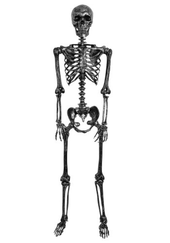 Lifesize Black Skeleton