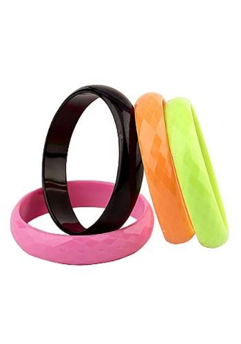 80s Neon Bracelets
