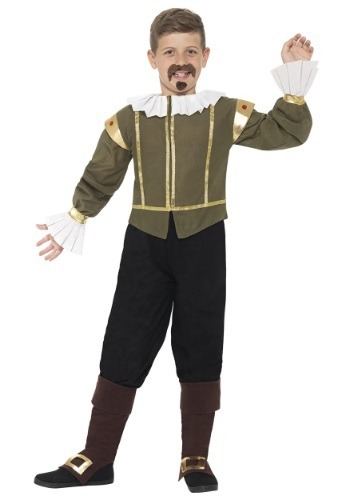 Child Shakespeare Costume