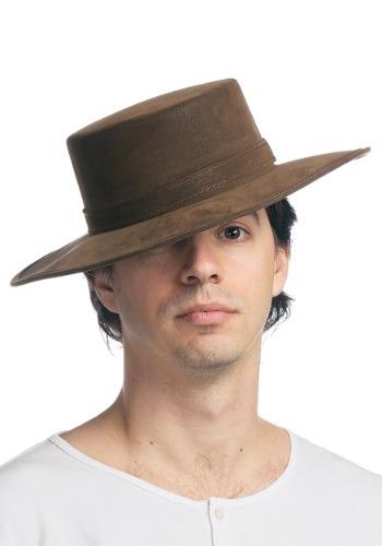 Leather Like Spanish Hat