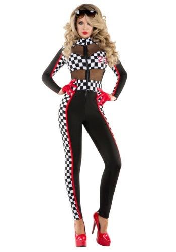 Women's Racy Racer Costume