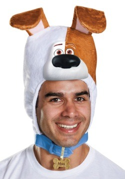 Secret Life of Pets Adult Max Headpiece