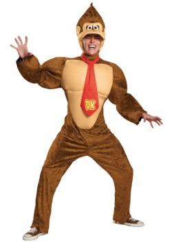 Adult Deluxe Donkey Kong Costume