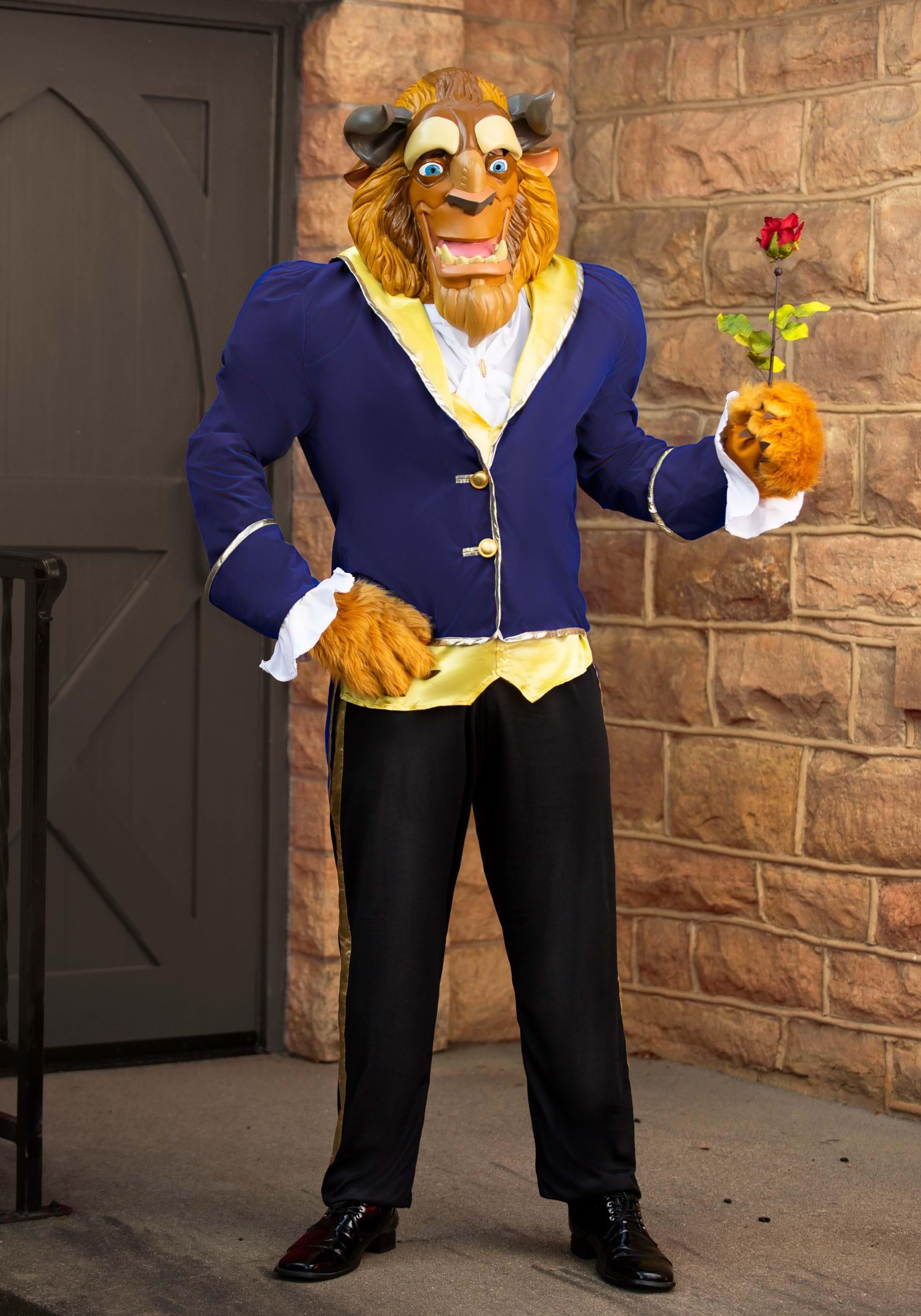 Adult beast ultra prestige costume adult beast ultra prestige costume solutioingenieria Gallery