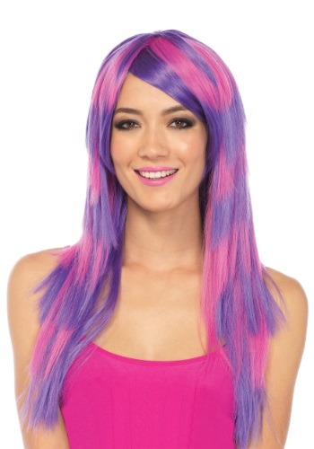 Striped Cheshire Wig