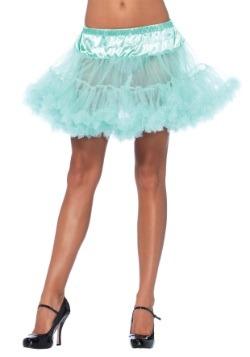 Mint Tulle Petticoat